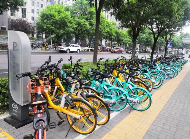 """共享单车""""优增劣减""""有助良性竞争"""